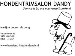 Hondentrimsalon Dandy